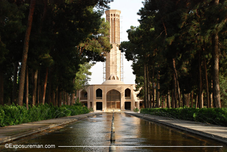 باغ دولت آباد yazd dowlat abad garden